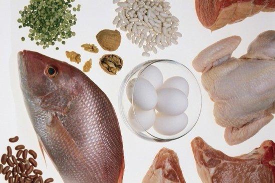 Протеин в каких продуктах содержится таблица