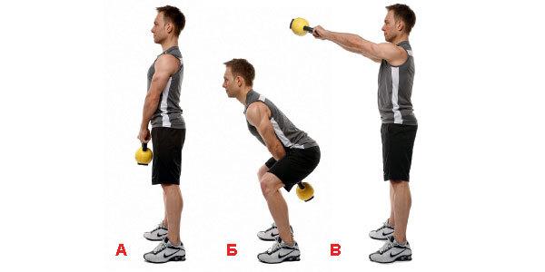 программа тренировок для мужчин