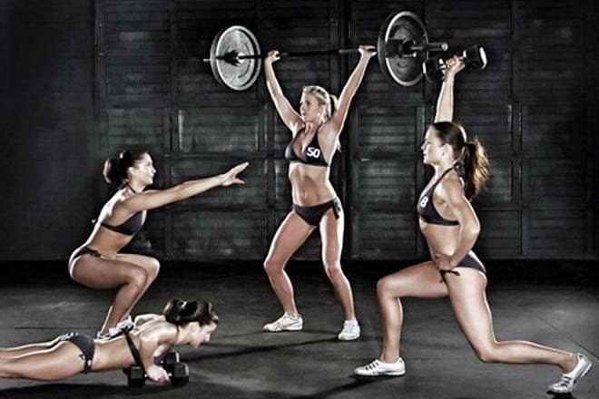 круговая тренировка для сброса веса